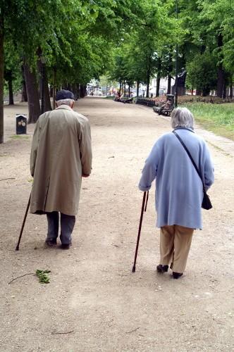 Vergrijzing/Pensioenen