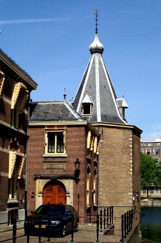 Het 'Torentje' Den Haag