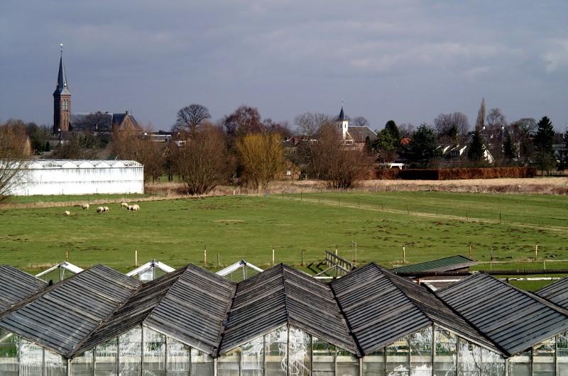Dijkteruglegging Lent/Nijmegen