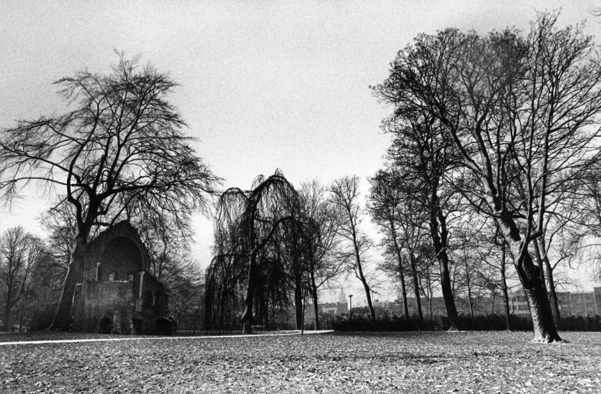 Valkhofpark 1990
