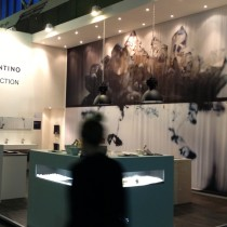 Styling Stand Cosentino Woonbeurs 2012