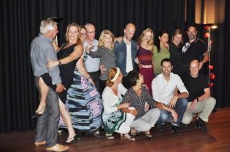 Deelnemers workshop Leer de tango in één middag