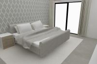 Schets slaapkamer