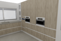Schets keuken
