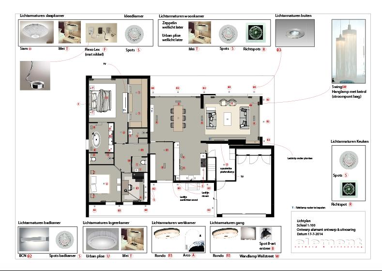 Recent werk - Element ontwerp & uitvoering