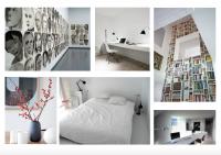 Moodboard slaapkamer