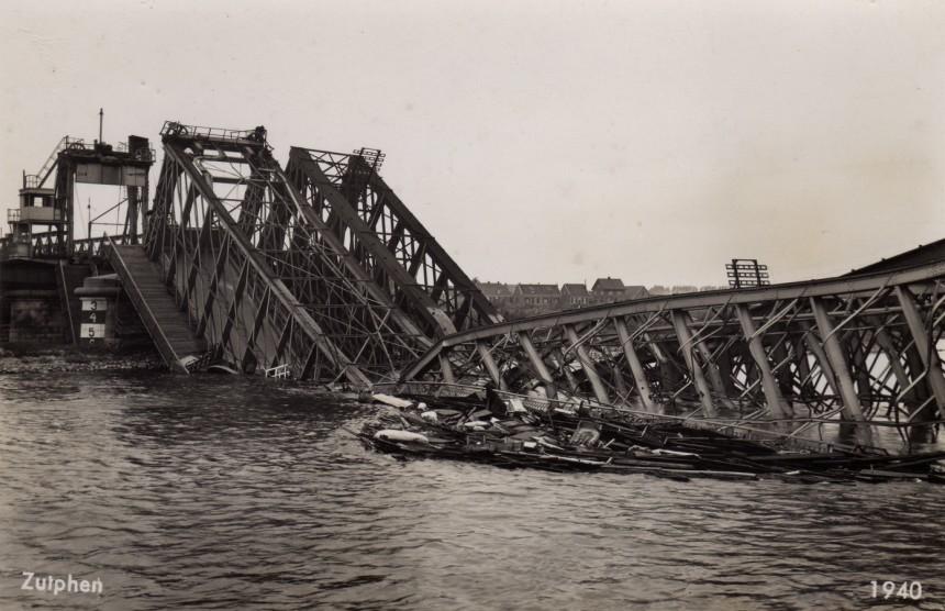IJsselbrug Zutphen 1940