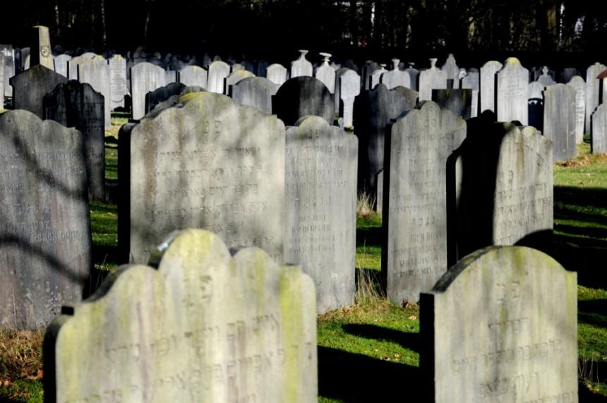 Joodse begraafplaats Moscowa Arnhem