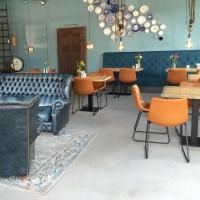 Interieurontwerp restaurant de Spil Groesbeek