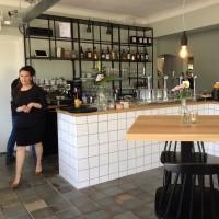 Barontwerp restaurant Schans Mook