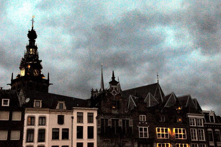 Nijmegen na de storm