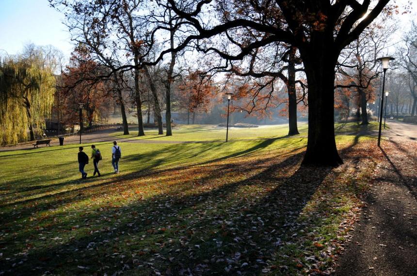 Kronenburgerpark Nijmegen
