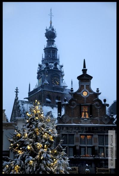 Kerstmis Nijmegen