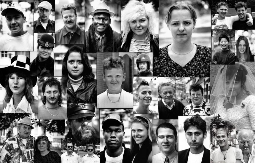 Portretten uit de multiculturele samenleving in 1994