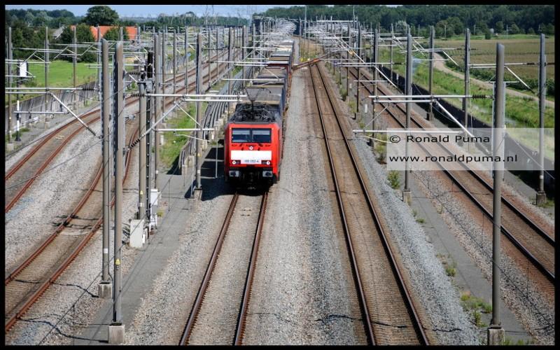 Betuwelijn Oosterhout
