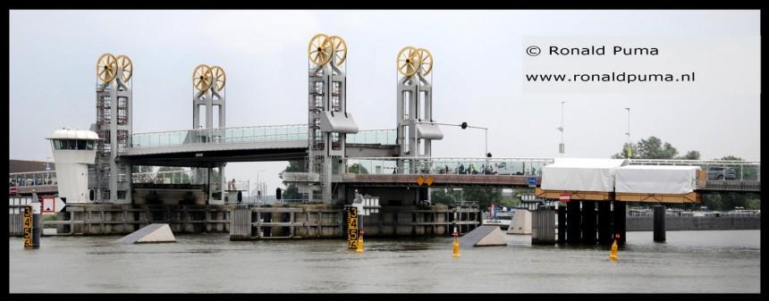 Renovatie brug Kampen 2018
