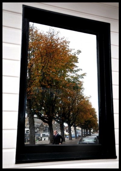 Spiegelraam / Mirrorwindow