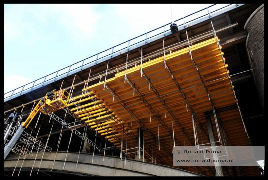 Renovatie Waalbrug Nijmegen