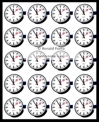 Klok / Clock #2