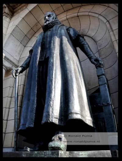 Johan van Oldenbarnevelt (1547-1619).