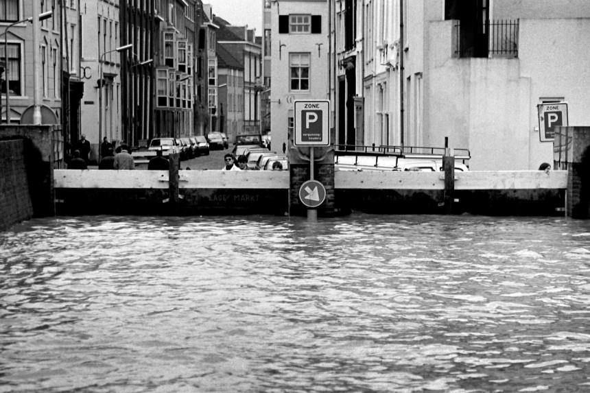 Hoogwater Nijmegen 1995