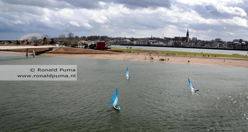 Spiegelwaal/Nevengeul Nijmegen