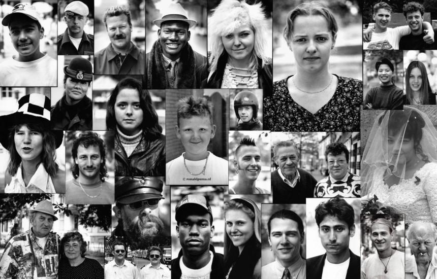 Ronald Puma StreetLife Portraits