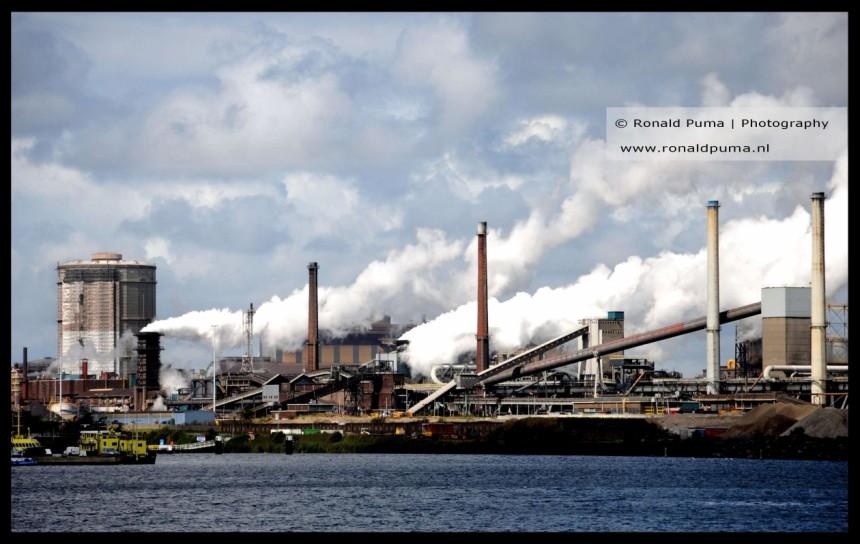 Tata Steel IJmuiden Netherlands 2020