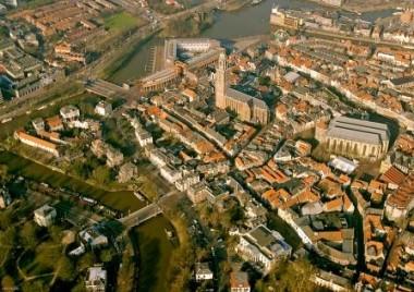 Zwolle centrum