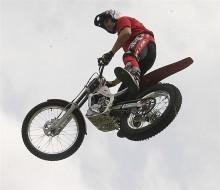 Vliegende Alex van den Broek