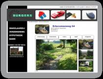 "Website Burgers Makelaardij <a href=""http://www.burgersmakelaardij.nl"" target=""_blank"">Burgers makelaardij</a>"