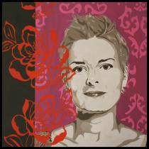 Portret door Susan Burgers Element ontwerp & uitvoering