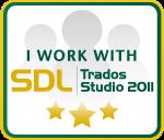 Reversie werkt met Trados Studio 2011