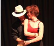 Ali Amin & Jeanne Panen Tangoschool El Corazón Den Bosch
